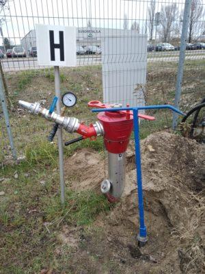Hydrant Stalowa Wola