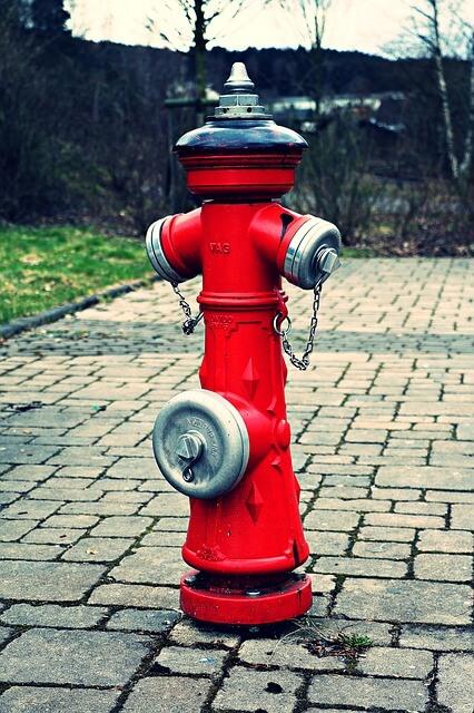 Badanie wydajności hydrantów zewętrznych